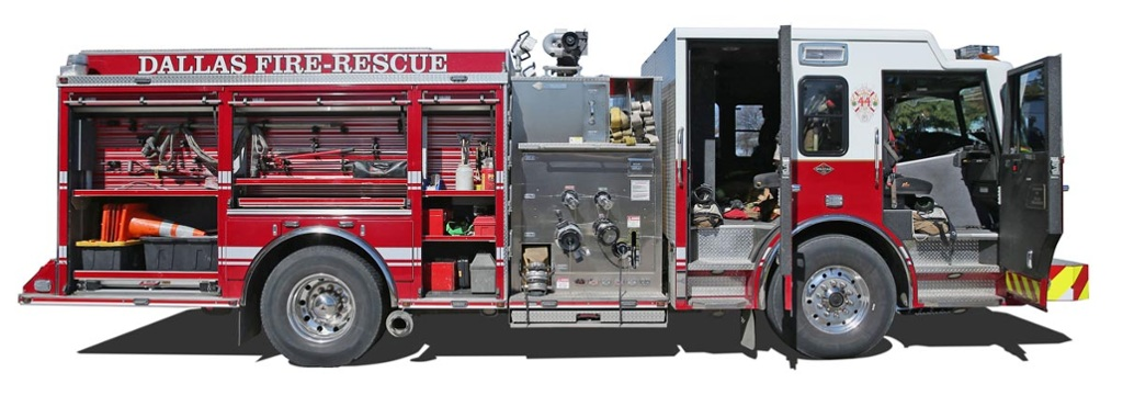 Style has substance at Dallas' new fire stations
