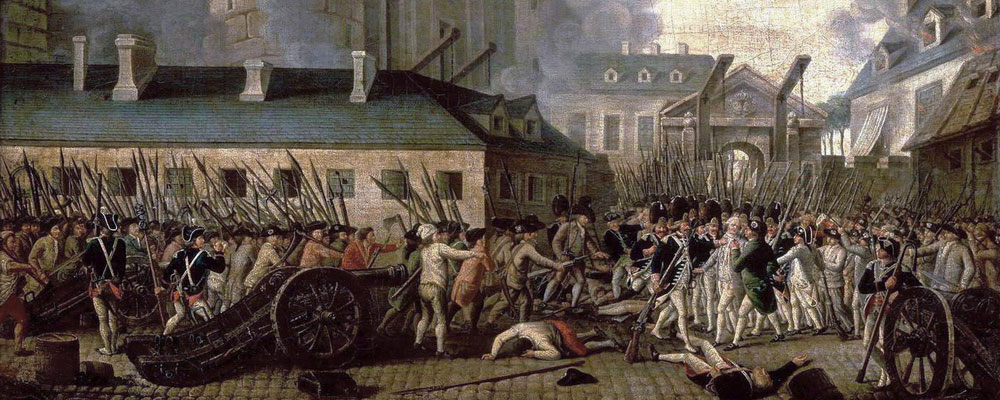 a review of the french revolution Camil roman (ma, university of warwick) is a phd candidate in the department  of politics and international studies at the university of.