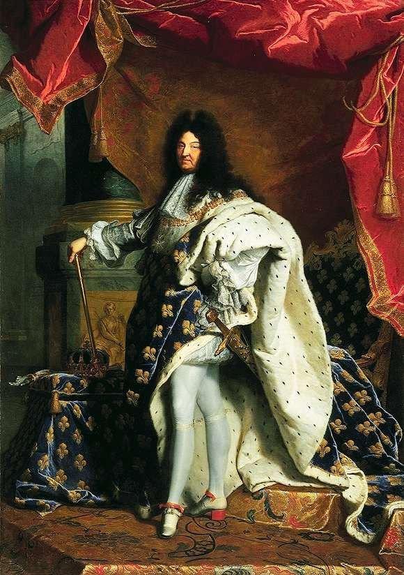 "Remix of ""Louis XIV"
