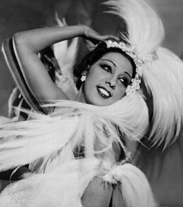"Josephine Baker ""The Black Pearl"""