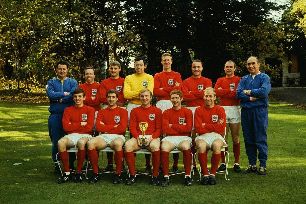 Dementia has taken memories of 1966 from World Cup winners