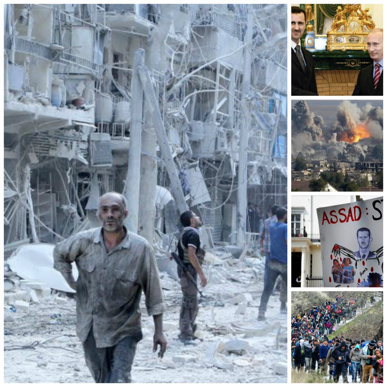 Bashar Al Assad i la Guerra en Siria