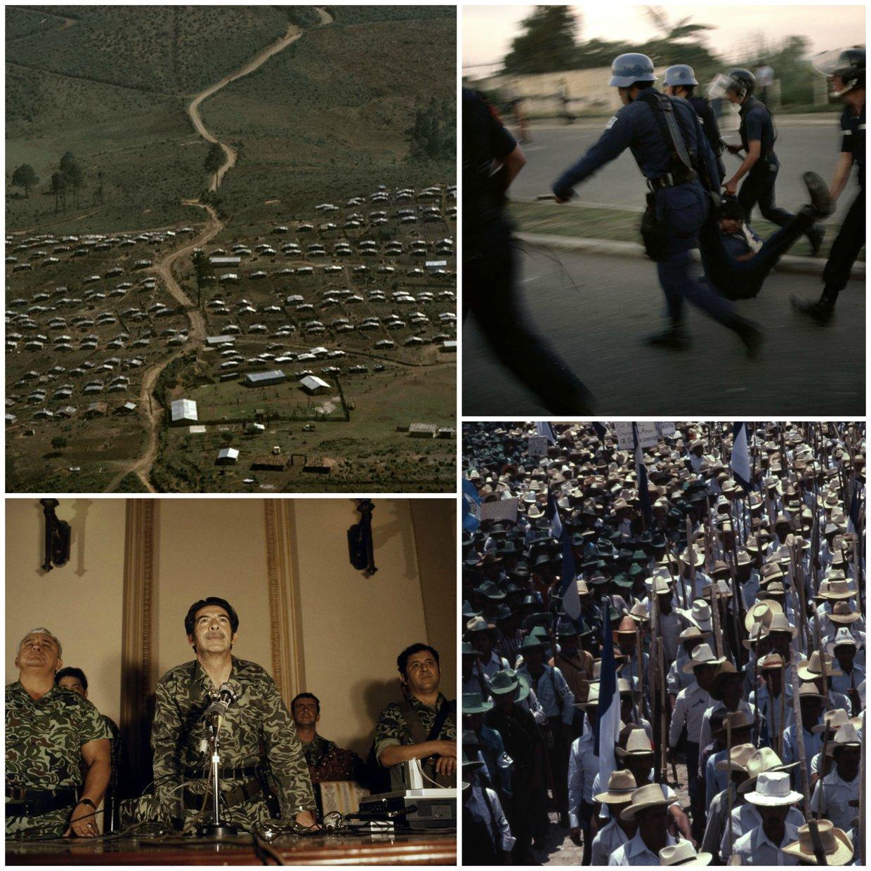 Guerra Civil Guatemalteca y masacres de Rios Montt