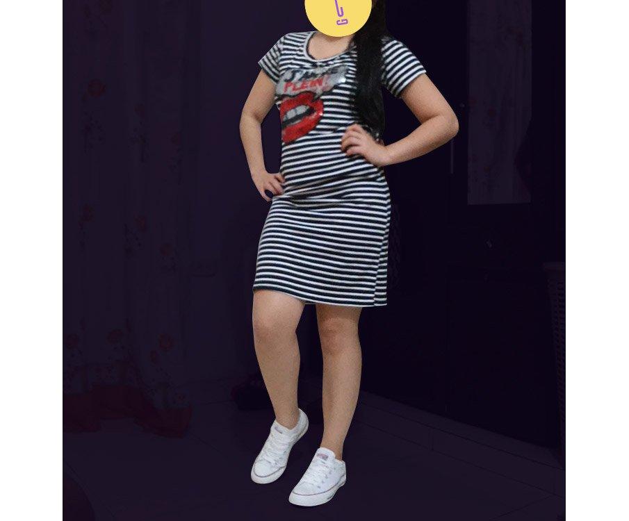 Tuatu Vestidos Con Tenis