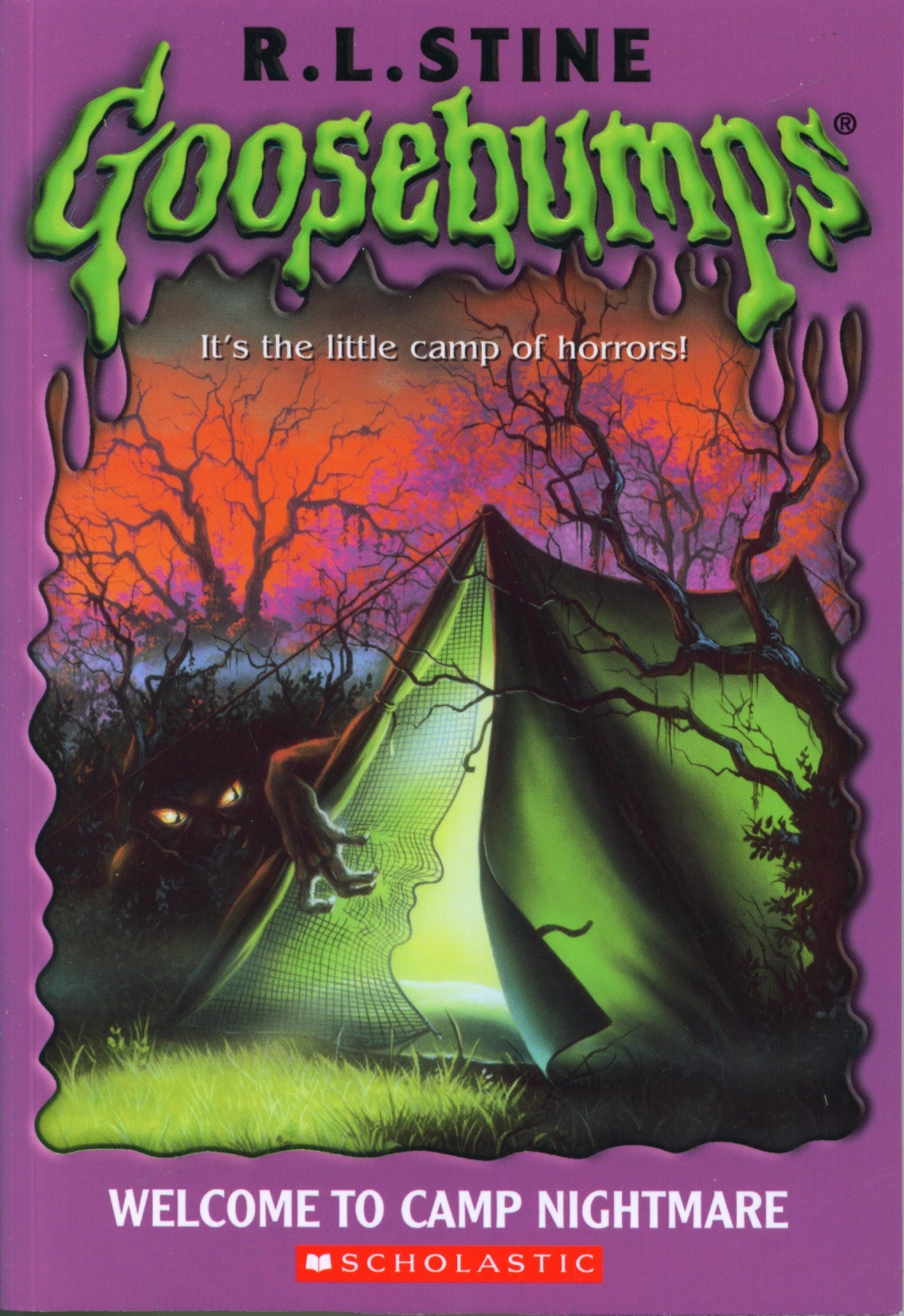 welcome to camp nightmare pdf