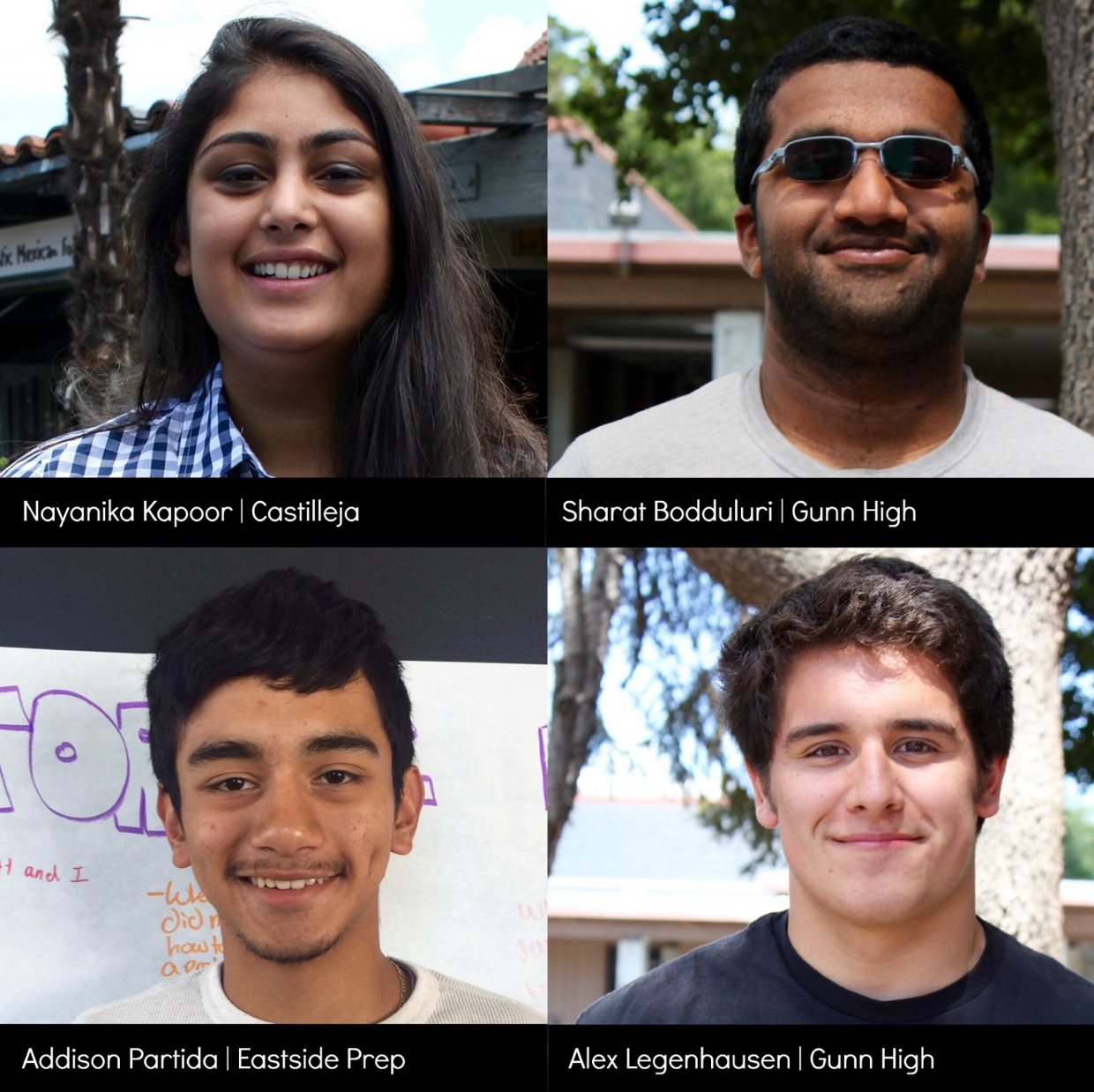 Seniors reflect on their years of high school   Part 1 of 3