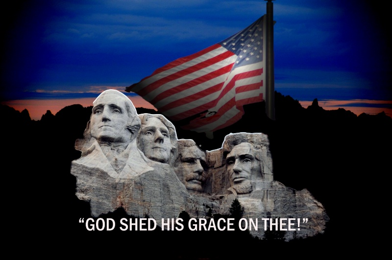 god shed  grace  thee