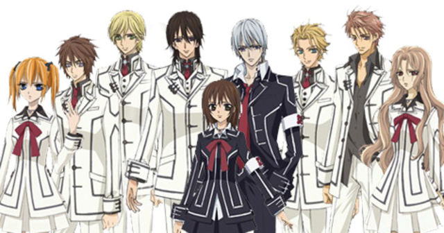 Anime Characters Vampire Knight : Vampire knight characters thinglink