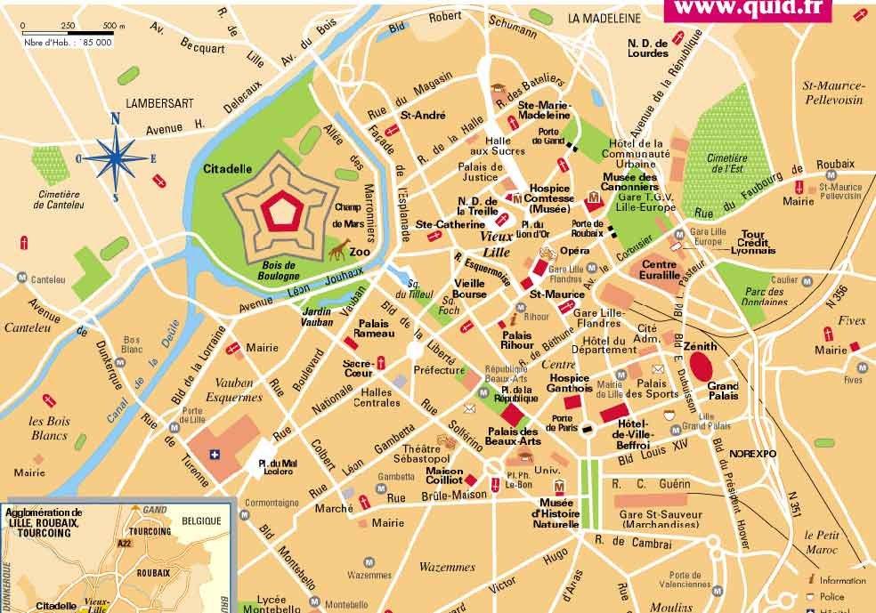 Palais des beaux arts mus e d 39 historie naturelle maison - Office du tourisme london ...