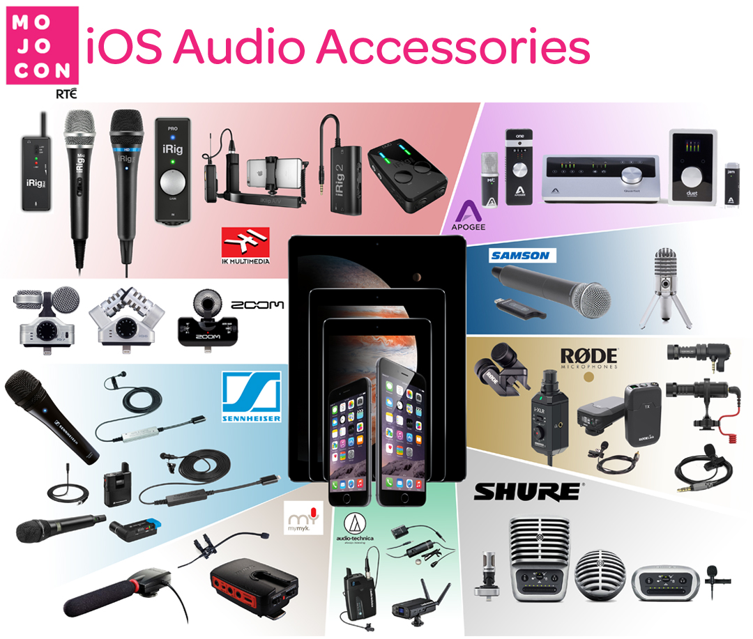 The Definitive Guide to #Mojo Audio Accessories for iOS