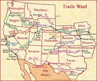 Gold rush oregon trail thinglink expansion that the united states not only could but was destined to stretch from coast to coast this attitude helped fuel western settlement publicscrutiny Image collections