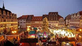 Naumburger Weihnachtsmarkt.Magdeburg Die Besten Weihnachtsmärkte In Sachsen Anhalt