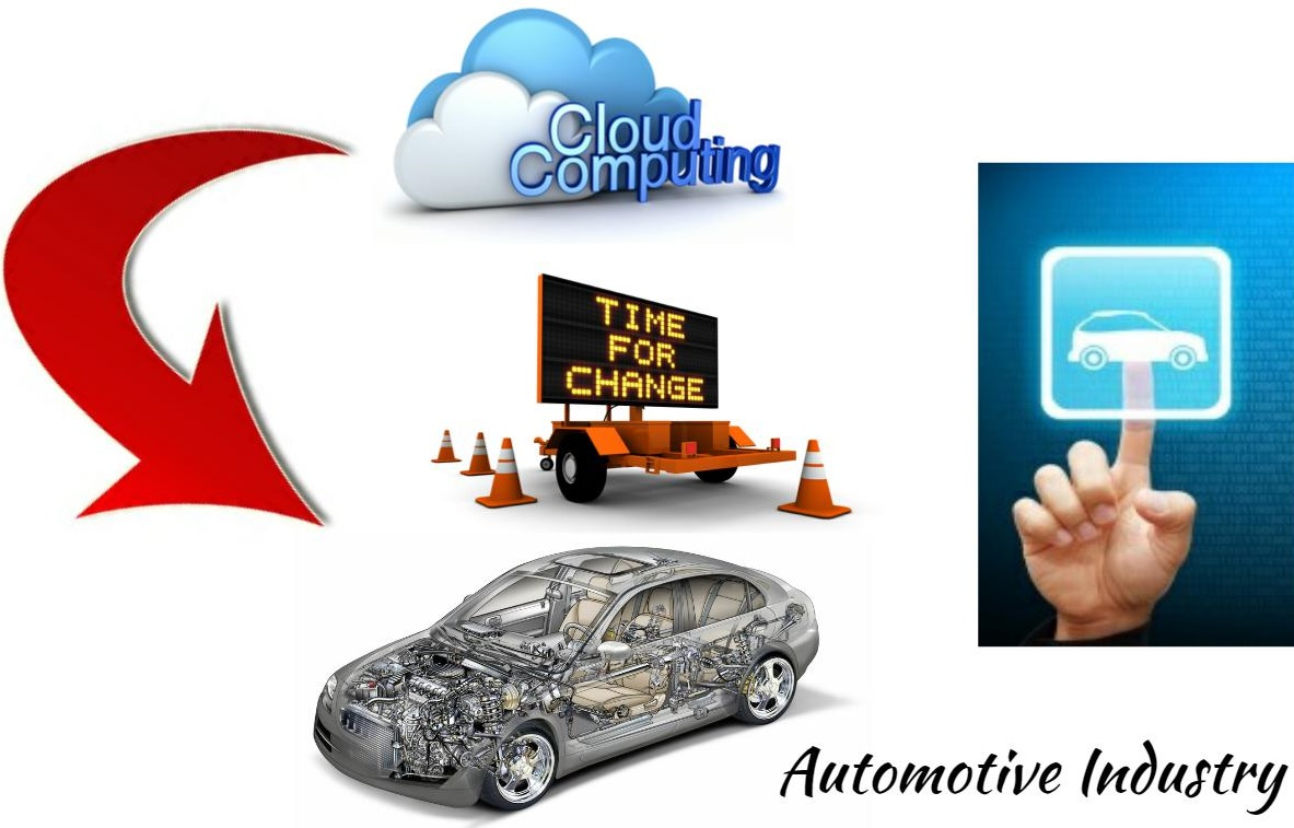 cloud computing in automotive sector Digitization plays a crucial role in automotive manufacturing  with the  emergence of predictive analytics and cloud computing, the industrial.