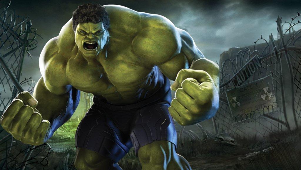 Incredible Hulk Real Name