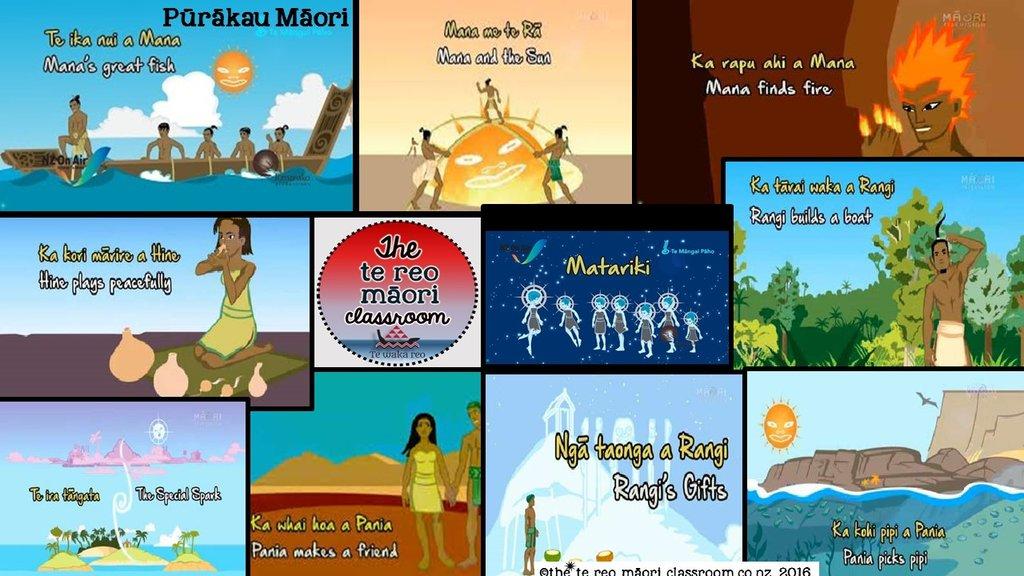 Te wiki o te reo rangatira! - The Te Reo Māori Classroom