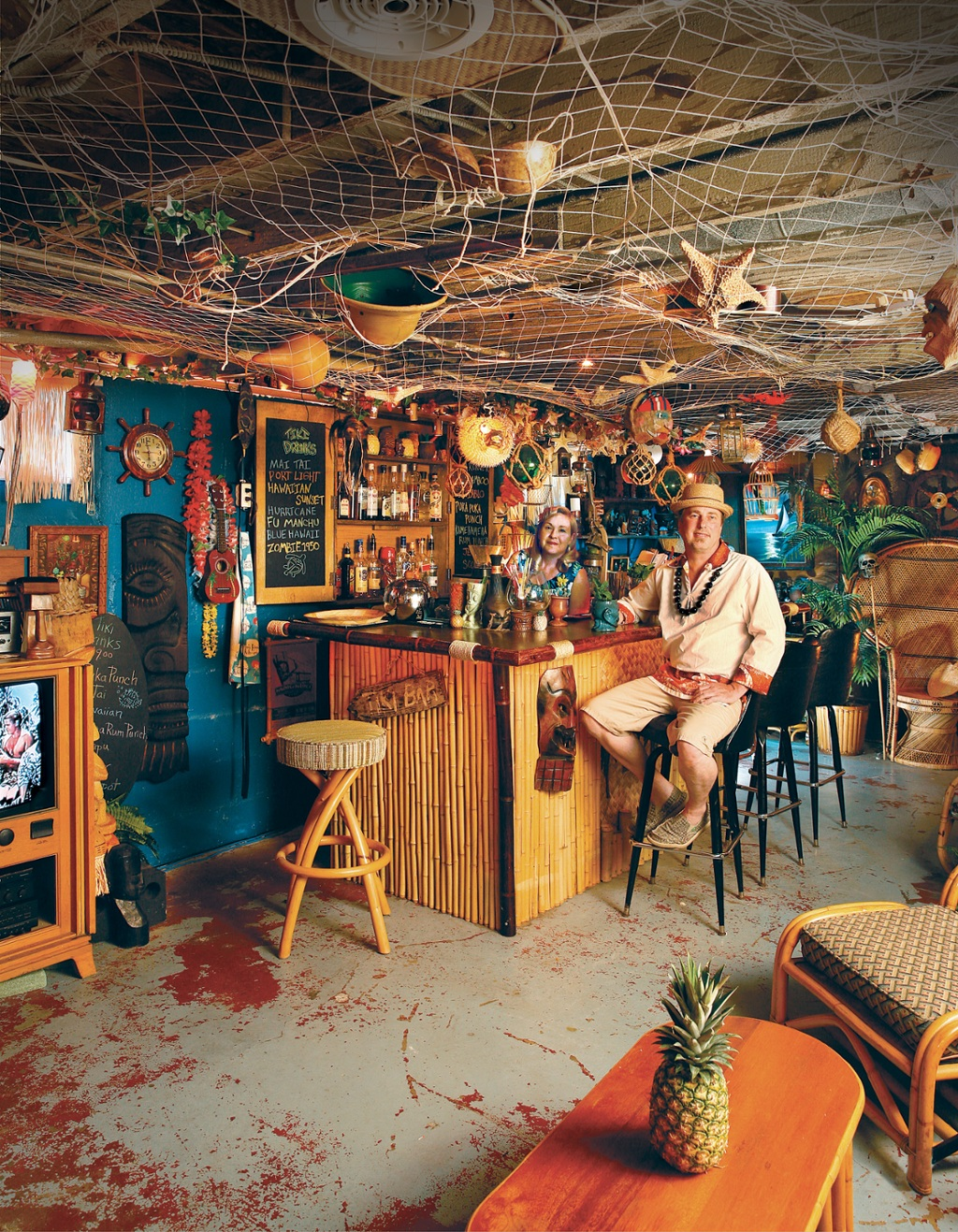 Open Door A Peek Into An Unbelievable Sobro Tiki Bar