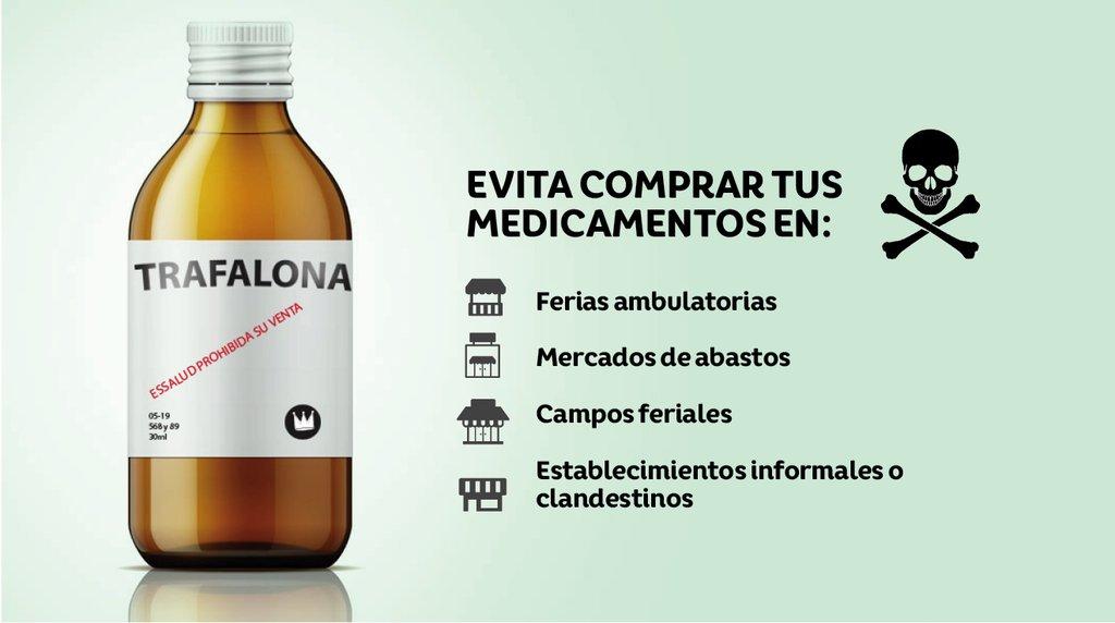 5 datos para detectar medicamentos falsos