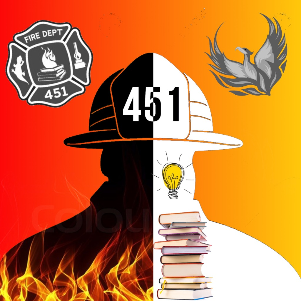 fahrenheit 451 montag changes from oblivious to Free notes for fahrenheit 451 by ray bradbury montag stays home from work and beatty  beatty also talks about the changes in  she seems oblivious to his.