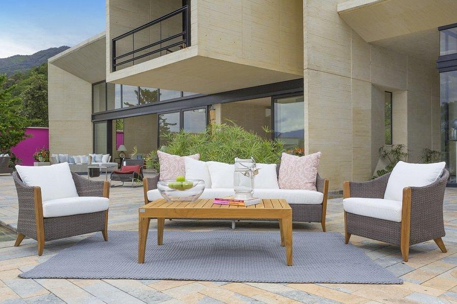 2 principales usos para la terraza con el mobiliario for Mobiliario de terraza
