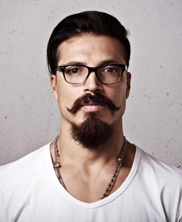 Van Dyke Beard Design