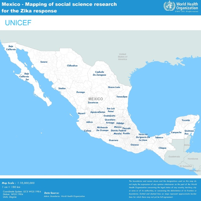 Who Mapping Social Science Research For Zika Virus Response