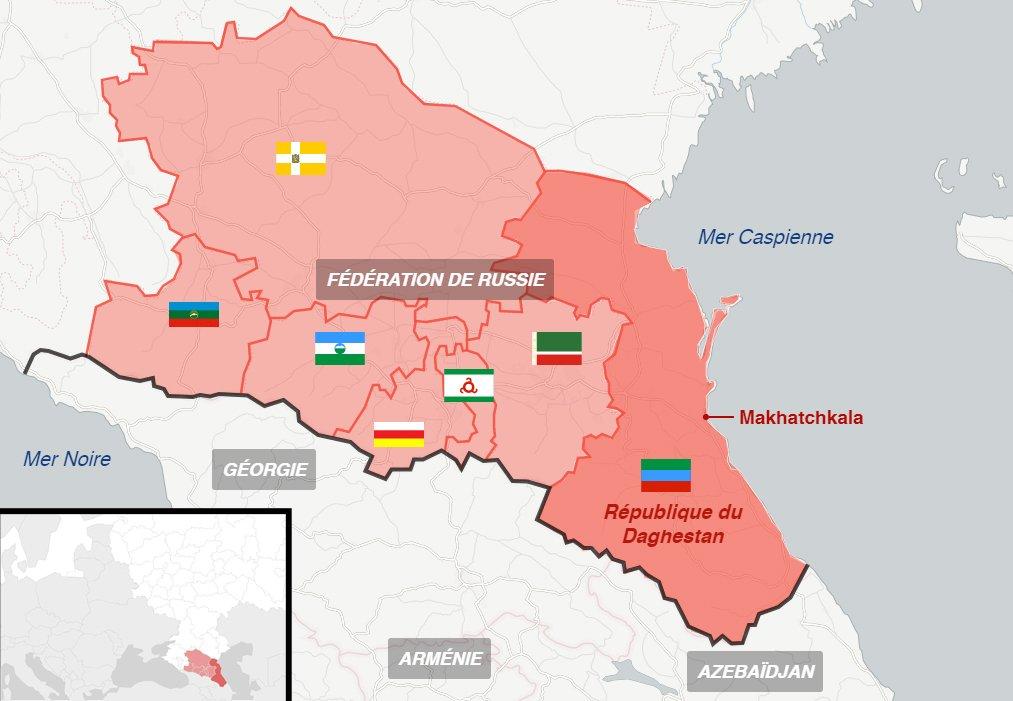 Russie: une étude dévoile la pratique généralisée de l'excision au ...
