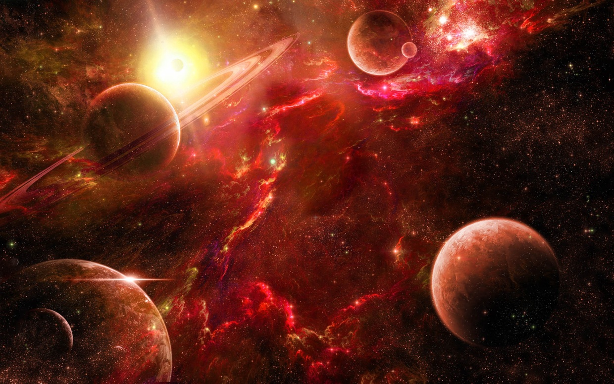 The mystery of outer space thinglink for Outer space scene