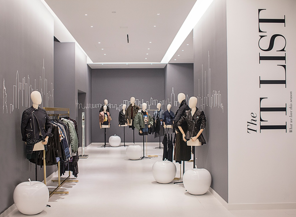 In Picture: Saks Fifth Avenue's concept boutique