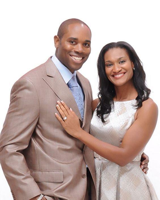 Love First Christian Center Pastors Jomo & Charmaine Cousins