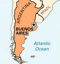 Temperate Grasslands Buenos Aires Argentina ThingLink - Argentina map buenos aires