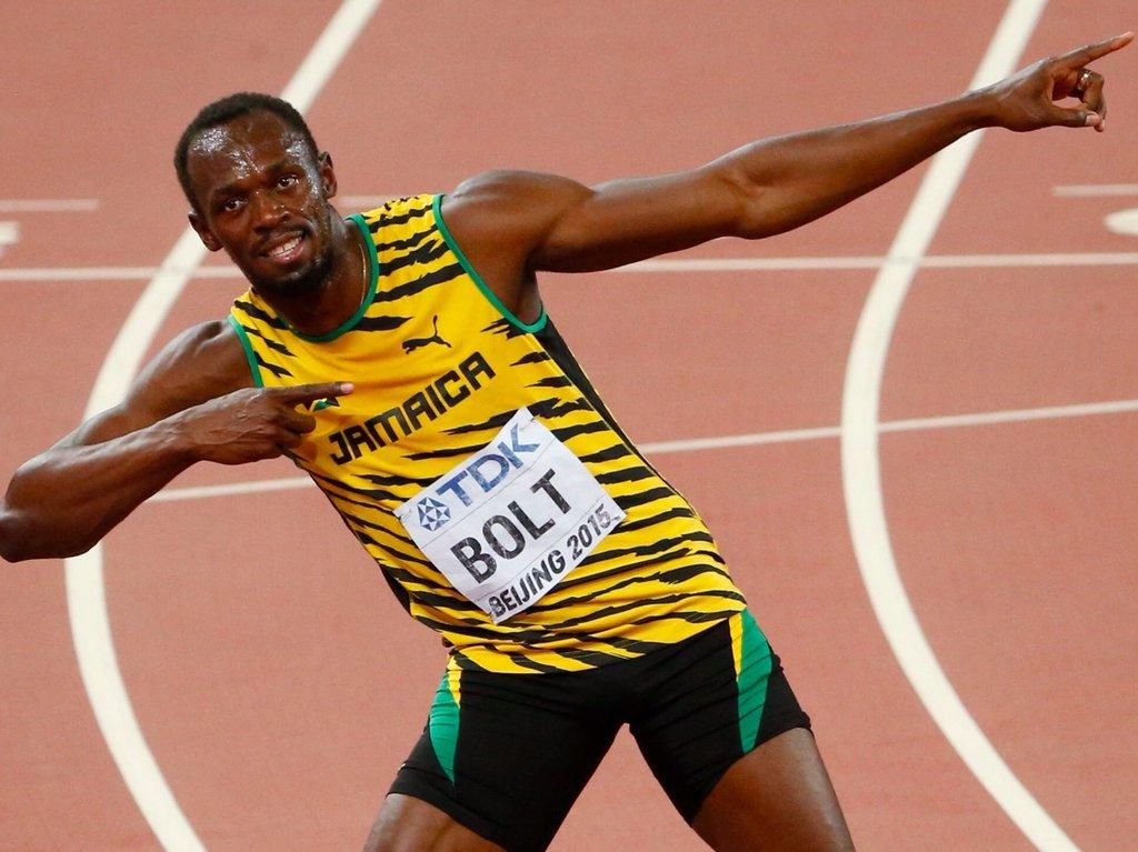 Usain Bolt se despide del atletismo sin terminar su última carrera