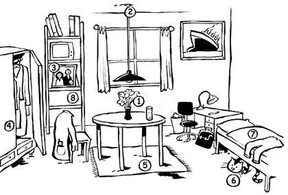 zimmerbeschreibung ii thinglink. Black Bedroom Furniture Sets. Home Design Ideas