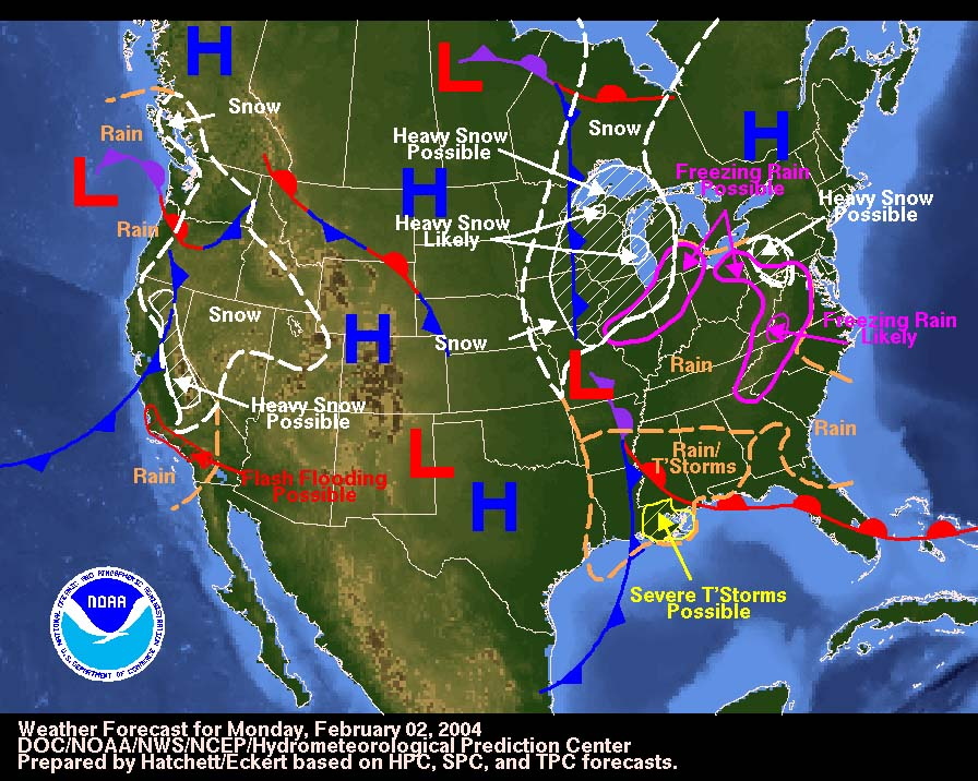 Michael,Jesse,Brent,And Derrick weather map
