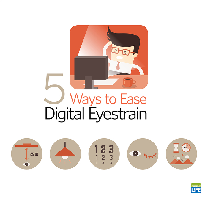 ease digital eyestrain