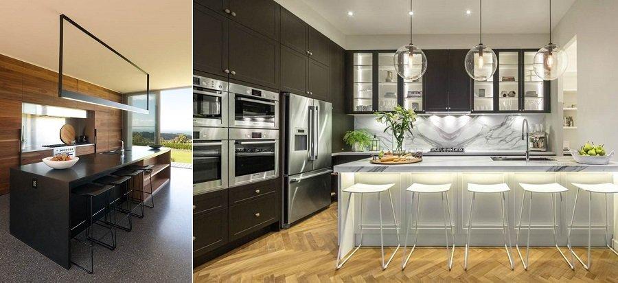 4 estilos de butacos para la barra de tu cocina - Decohunter