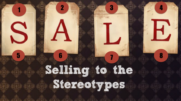 Selling to the Stereotypes Commercials