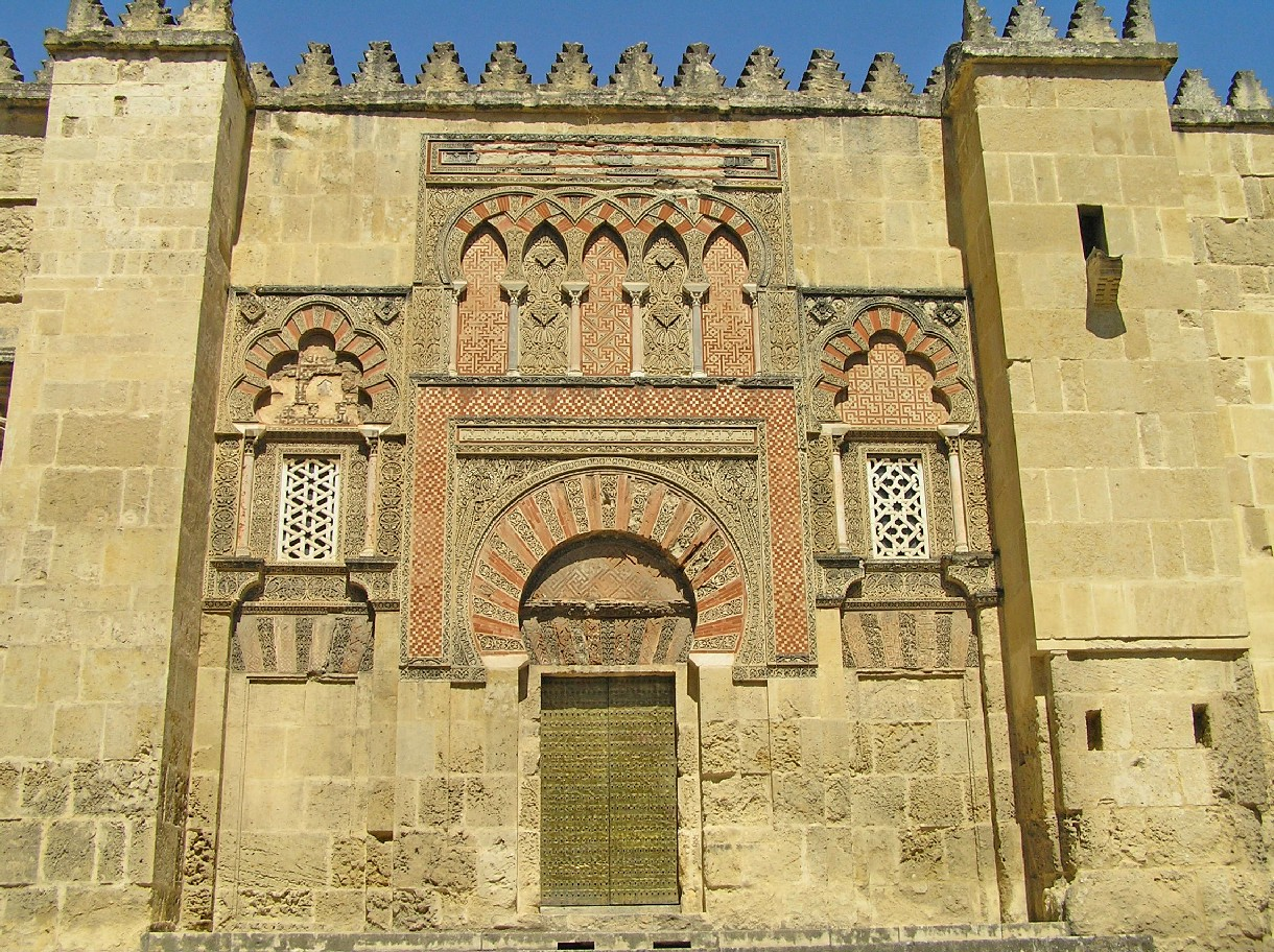 La mezquita de c rdoba thinglink for Exterior mezquita de cordoba