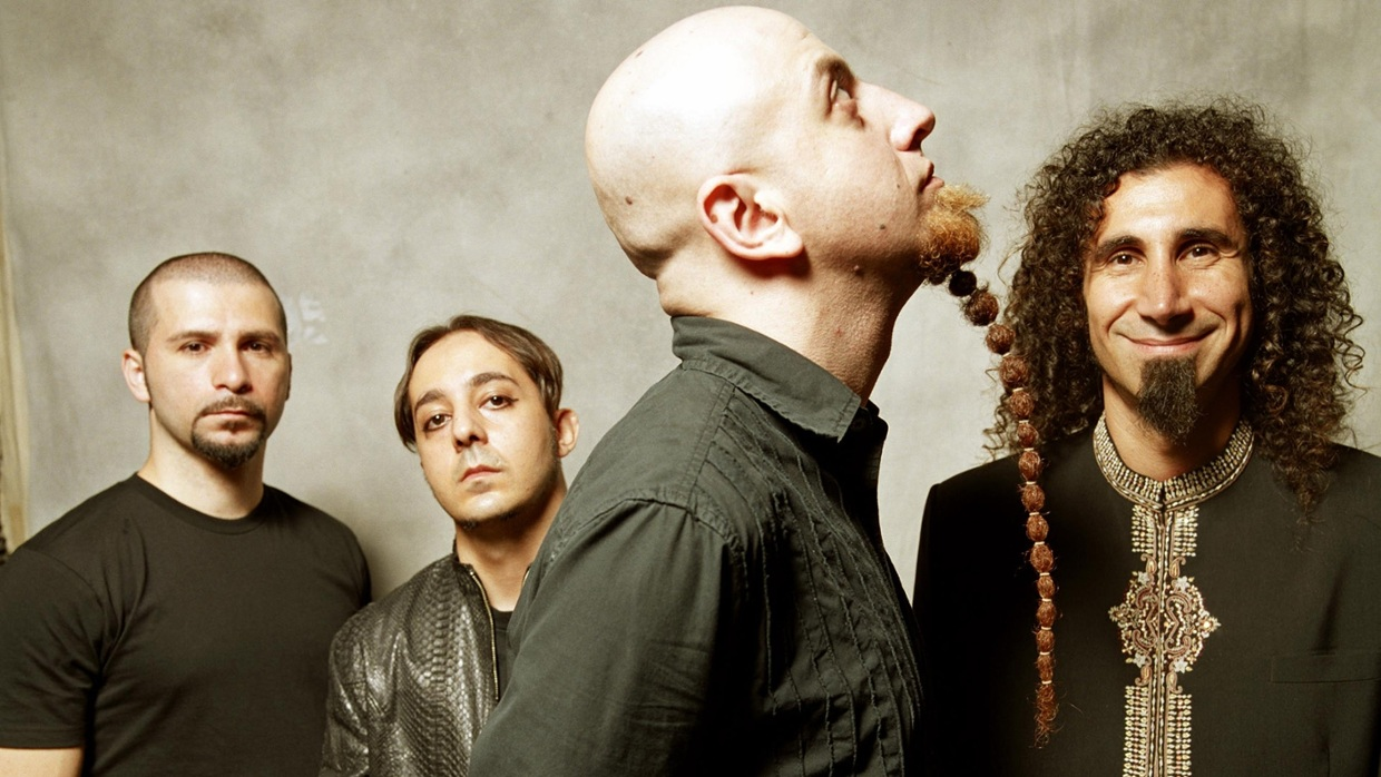 System Of A Down - Aerials , System Of A Down - Hypnotize...