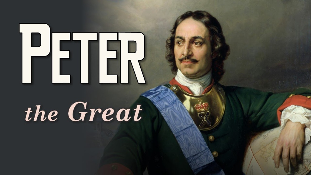 peter the great russian reformer Peter the great , peter i or peter alexeyevich [a] ruled the tsardom of russia and  later the russian  peter's last years were marked by further reform in russia.