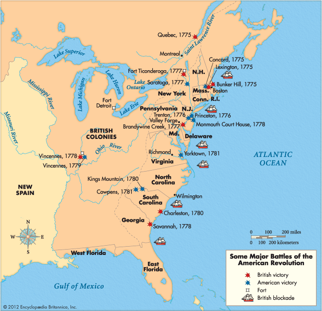 a overview of the key factors to the american revolution of 1776 It was said at the time, i believe, that the actual causes of the colonial revolution  of 1776 would never be known the causes assigned by our.