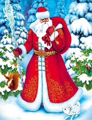 Плейкаст «Поздравление для Деда Мороза» Автор плейкаста: ...