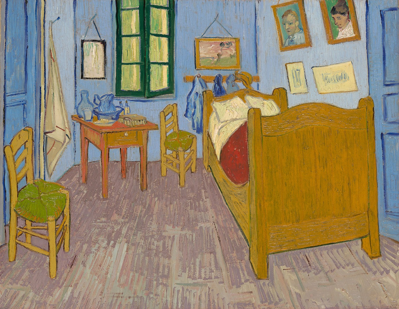 Joakim Corriveau Vincent Van Gogh La Chaise Superpose