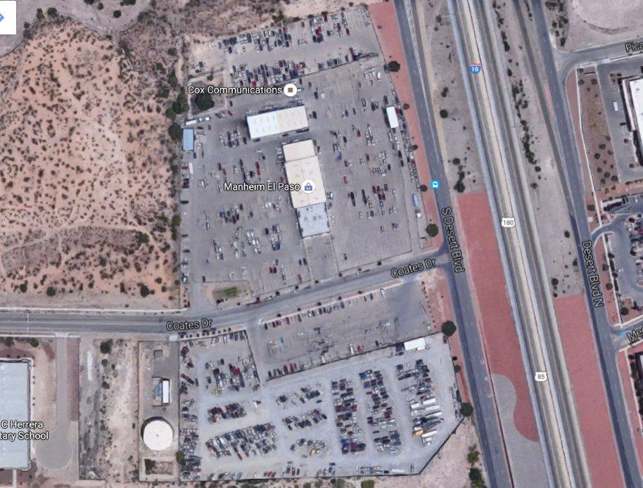 Manheim El Paso
