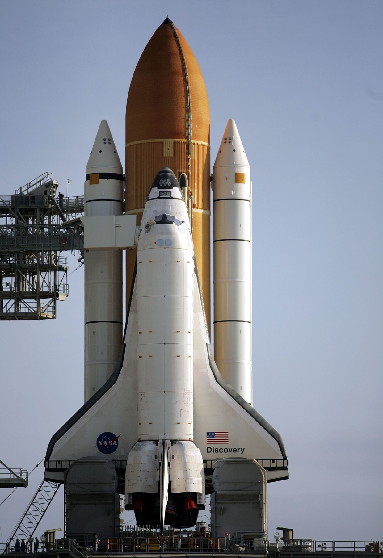 Space Shuttle Discovery, STS-133 - ThingLink