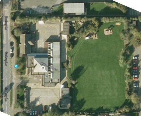 Interactive Map of William Hildyard School
