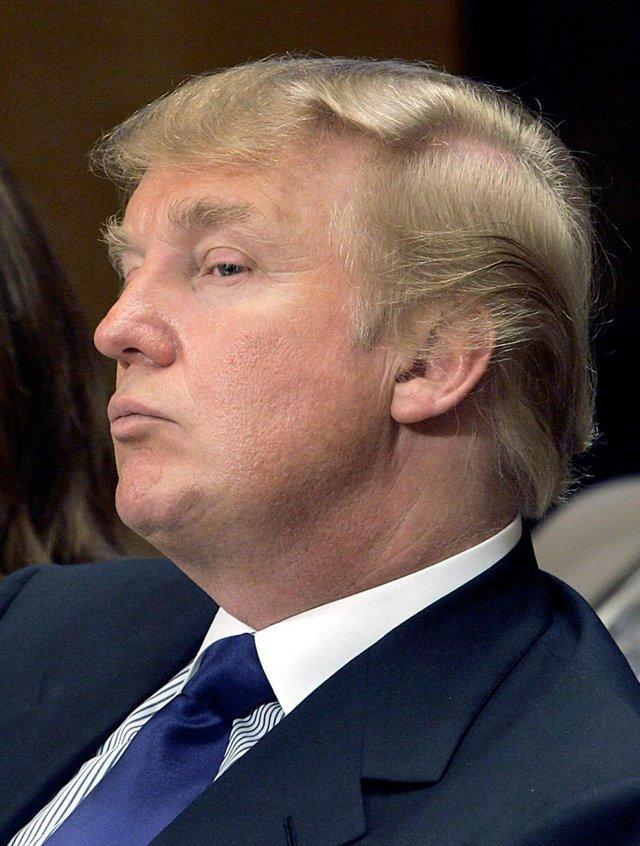 Der Donald Trump Stil Kasseler Friseurin Erklart Prasidenten Frisur