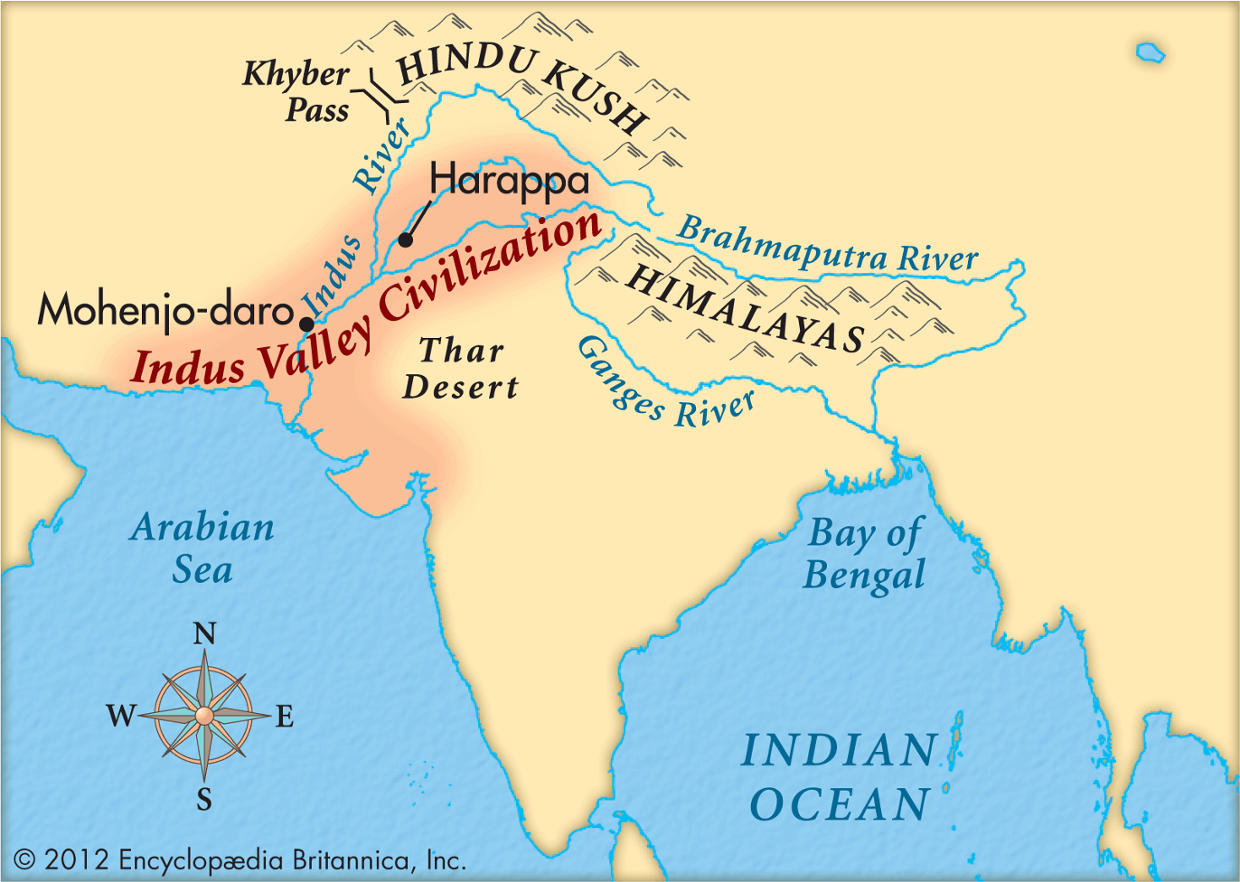 India is on the subcontinent of Asia, The Ganges River is...