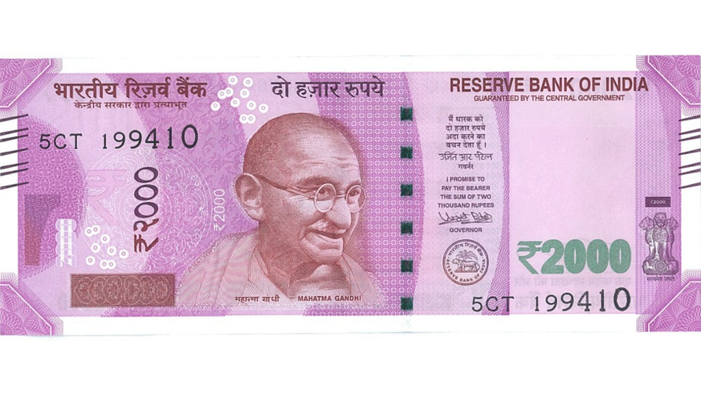 new 2000 rupees note deconstruction architectural digest india