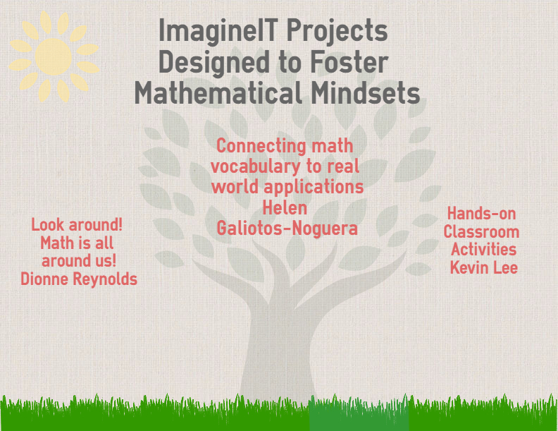 Phase 1 Math is all around us. In order for students to b...