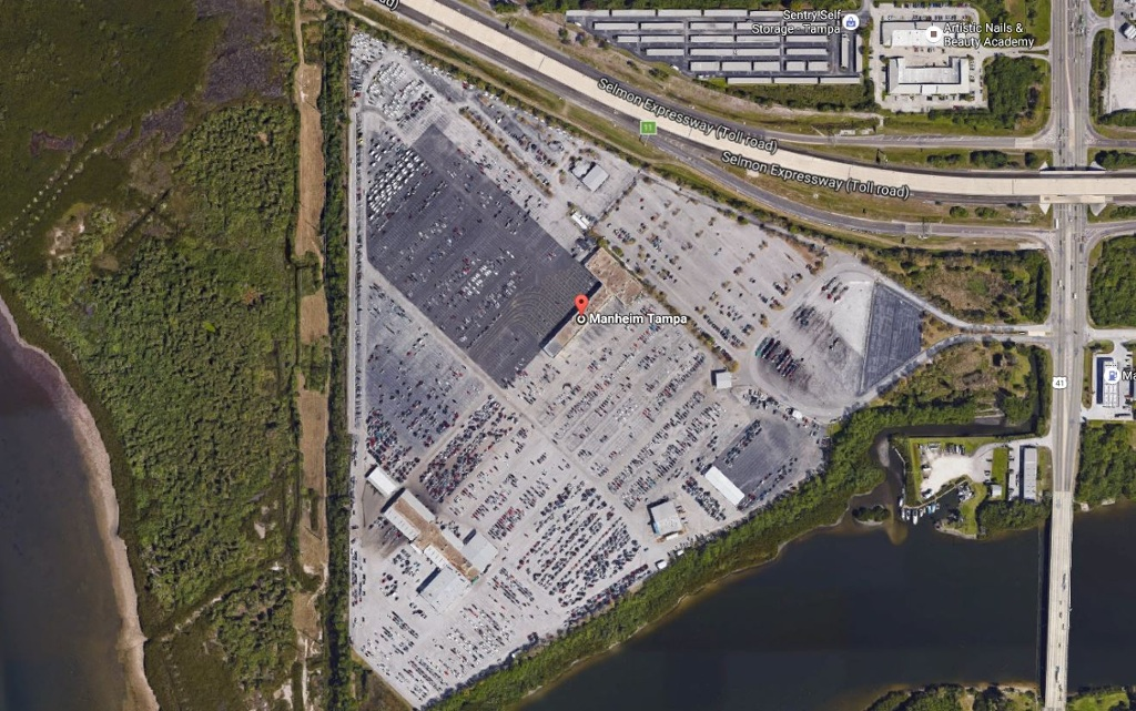 Manheim auction tampa - What are the 50 shades of grey books